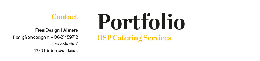 OSP CATERING